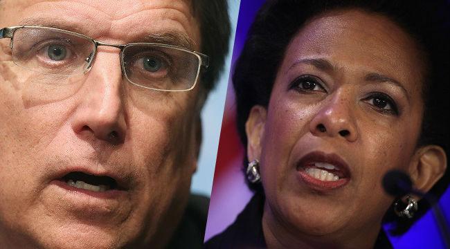 north carolina sues federal government hb2
