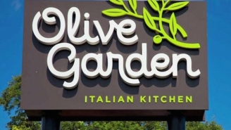 Olive Garden Hopes You Have An Appetite For 'Spaghetti Pie'