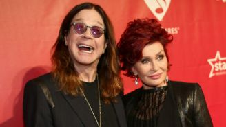 Rock God Ozzy Osbourne And His Wife Sharon Reportedly Separate After 33 Years Of Marriage