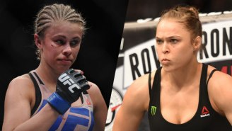 Paige VanZant Would Be Willing To Fight Ronda Rousey … Under One Condition