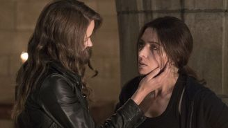 Review: Shaw and Root reunite on a powerful 'Person of Interest'