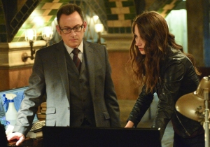 Review: 'Person of Interest' prepares for its last stand with 'Sotto Voce'