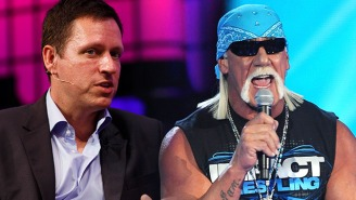 Tech Mogul Peter Thiel Has Been Revealed As The Money Man Behind Hulk Hogan's Gawker Lawsuit