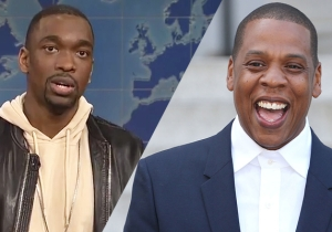 Jay Pharoah Joined 'Weekend Update' To Explain What's Going On In The World Of Rap