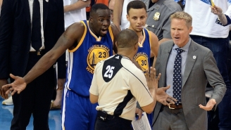 Referees Will Crack Down On Hits To The Groin This Season Following Draymond Green's Playoff Antics