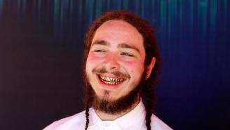 Post Malone's Debut Album 'Stoney' Is Such A Sleeper Hit It Went Platinum