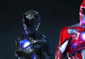 The Power Rangers Have New Suits, Possibly Designed By Tony Stark