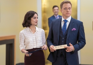 'A to Z,' Alan Tudyk, and Danny Pudi is why I'm excited about this DC Comics comedy