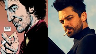 Why the 'Preacher' comic creator is OK with Seth Rogen's changes for the TV show