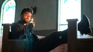 The 'Preacher' Pilot Is Now On YouTube Commercial-Free, So What Are You Waiting For?
