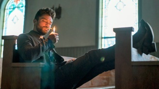 Weekend Preview: AMC's 'Preacher' Premieres And 'Banshee' Meets A Bloody End