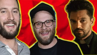 How Seth Rogen And Evan Goldberg Resurrected 'Preacher' From The Pits Of Development Hell