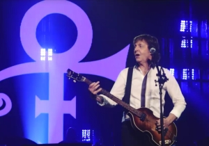 Paul McCartney Covered Prince's 'Let's Go Crazy' At His Minneapolis Show