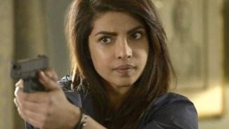 Priyanka Chopra Has Her Sights Set On Something Bigger Than Playing A 'Bond Girl'
