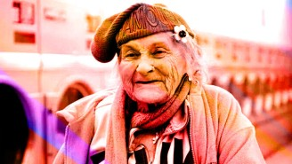 How 'Queen Mimi,' The Story Of Santa Monica's Most Beloved Homeless Woman, Came To Be