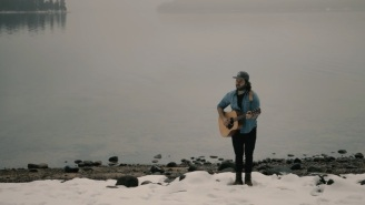 Indie folk artist Quinell sings 'Inside Llewyn Davis' songs in picturesque mini-documentary