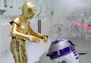 GLAAD Says It's Time For An Openly Gay 'Star Wars' Character In Telling Report