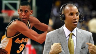 Reggie Miller Actually Believes The Rebuilt Pacers Will Contend With The Cavs Next Season