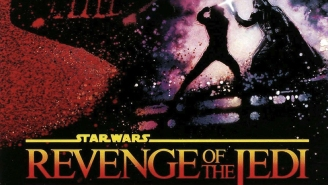 Want to see a long-lost 'Revenge Of The Jedi' teaser trailer?