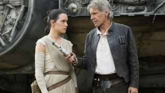 Daisy Ridley Opens Up With Deep Thoughts On The Death Of Han Solo