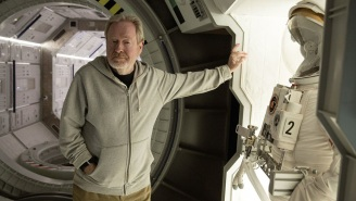 We're getting an encore from 'The Martian' masterminds