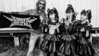 Rob Zombie Viciously Smacked Down Rock Fans Who Dissed Babymetal