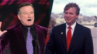 Let Robin Williams Remind You Of Who Dan Quayle Is