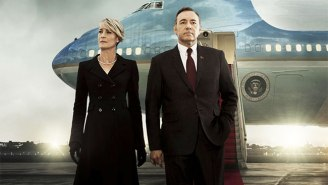 Robin Wright Is Fighting The Good Fight For Equal Pay On 'House Of Cards'
