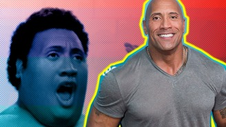 Dwayne Johnson On Bullies, Fanny Packs, And Everything '90s In 'Central Intelligence'