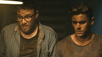 Seth Rogen And Zac Efron's Pitch For 'Neighbors 3' Looks Like 'The Walking Dead'