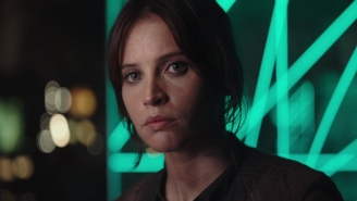 'Rogue One' may be launching into reshoots, but that doesn't mean it's bad news