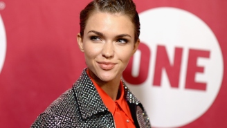 Ruby Rose Defends Her Fry Throwing Antics At A New Orleans Restaurant