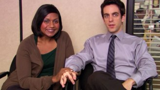 B.J. Novak Reveals That Mindy Kaling Would Torture Him With Constant Lies On 'The Office'
