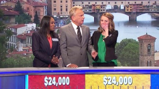 'Wheel Of Fortune' Ends In A Tie For The First Time In 10 Years