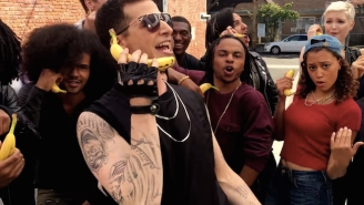 The Lonely Island Have Blessed Us With A Totally Bananas Conner4Real Freestyle
