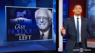 'The Daily Show' Takes On Overzealous Bernie Sanders Supporters To Point Out Major Campaign Flaws