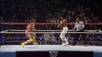 A Look Back At How Randy Savage And Ricky Steamboat Stole The Show At WrestleMania III