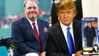 Curt Schilling Makes His Endorsement For President And It Shouldn't Be A Surprise