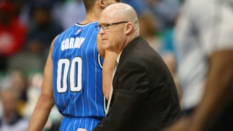 Scott Skiles Stuns The Orlando Magic By Announcing His Resignation As Head Coach
