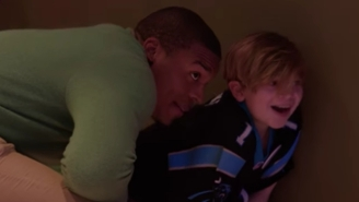 You Will Get Emotional Watching Cam Newton Grant This Make-A-Wish