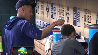 Felix Hernandez's Prank On A Mariners Athletic Trainer Backfired In Hilarious Fashion