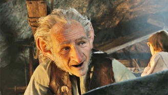 Feast Your Eyes On The Latest Trailer For Steven Spielberg's 'The BFG'