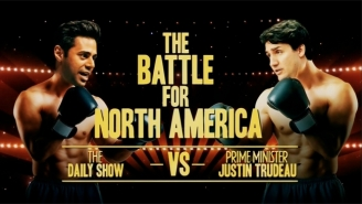 'The Daily Show' Invades Canada To Get To The Bottom Of The Syrian Refugee Threat