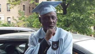 Get Inspired By David Norman, The 67-Year-Old Who Graduated From Columbia Despite A Troubled Past