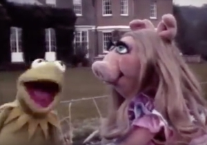 Watch This Hilarious, Improvised, And Rare Camera Test Scene From 1979's 'The Muppet Movie'