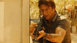Hollywood Movie Star Sean Penn Calls The Hollywood Film Industry A 'Fraud'