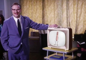 Seth Rogen Channels Walt Disney In The Latest Teaser For 'Sausage Party'