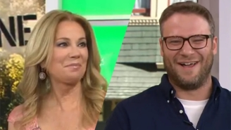 Seth Rogen Can't Stop Making Fun Of Kathie Lee Gifford For Not Knowing What Escrow Is