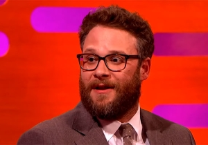 Seth Rogen Explains His Security-Filled Life After Releasing 'The Interview'