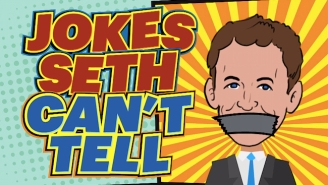 'Late Night' Writers Provide A Valuable Assist For 'Jokes Seth Can't Tell'